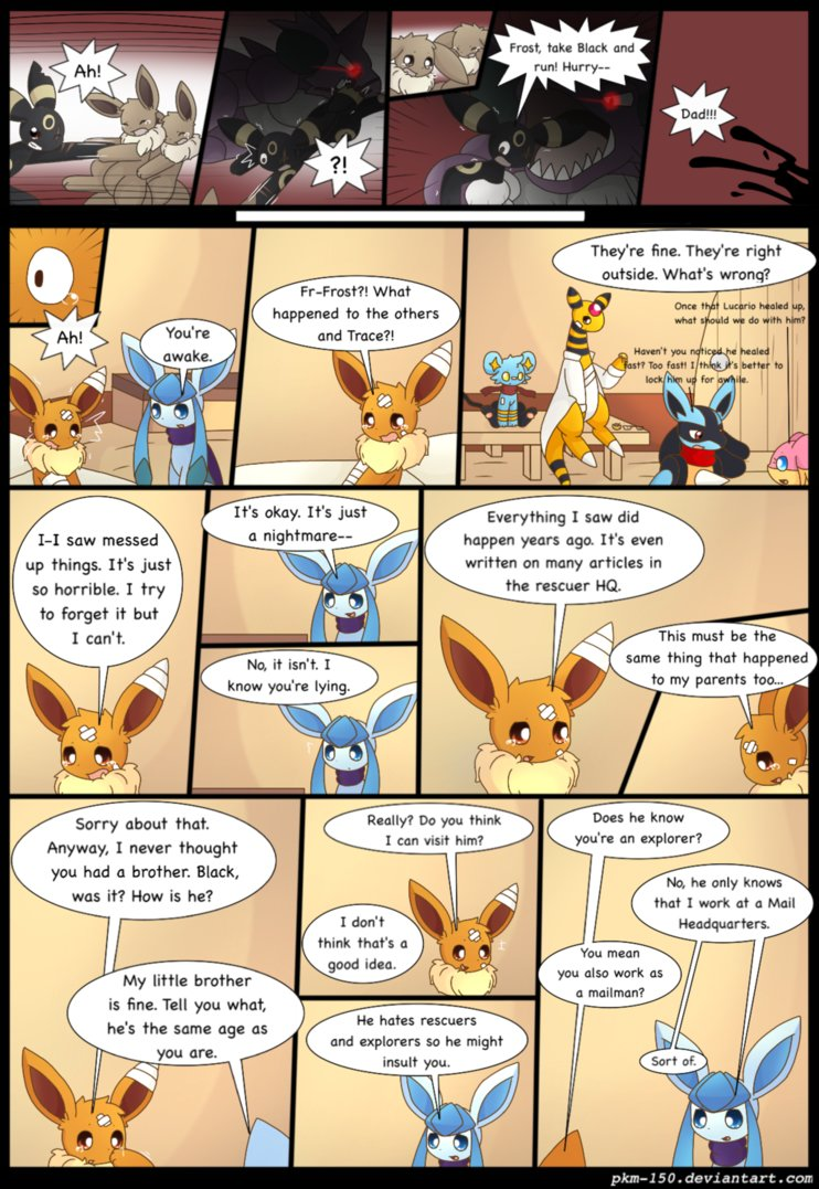 ES: Special Chapter 1 page 21